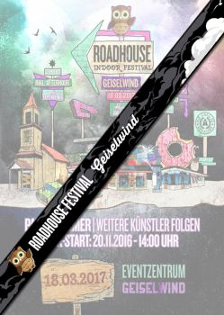 Roadhouse Festivalband 2017