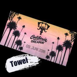 Traumsafari Towel