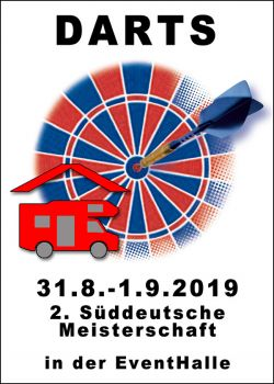 2. Süddt. Meisterschaft 30.08.-01.09.2019