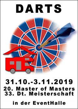 33. Deutsche Meisterschaft 01.-03. November 2019