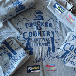 Trucker & Country Festival 2019 - T-Shirt