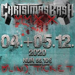 Christmas Bash 2020 - Blind Ticket