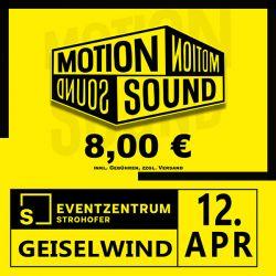 Motion Sound - Ostersonntag