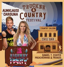 Trucker & Country Festival 2020 - Freitag Highway Party