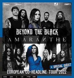 Beyond the Black & Amaranthe Tour 05.02.2022