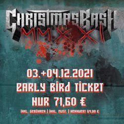 Christmas Bash 03.+04.12.2021