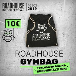 Roadhouse Gymbag