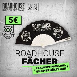 Roadhouse Fächer