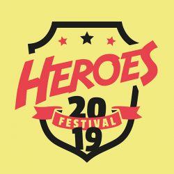 Heroes Festival 15.06.2019