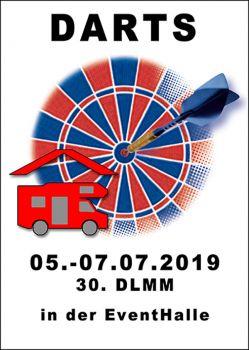 30. DLMM Darts 05.-07. Juli 2019 - WoMo überdacht