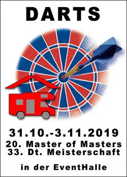33. Deutsche Meisterschaft 01.-03. November 2019