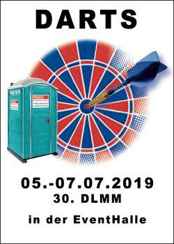 30. DLMM 05.-07. Juli 2019 - Miettoilette