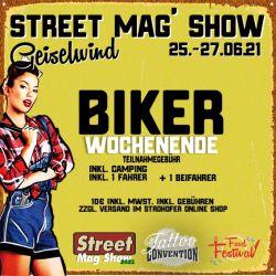 Street Mag Show 2020 - Bike