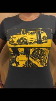 VAD T-Shirt women 2019
