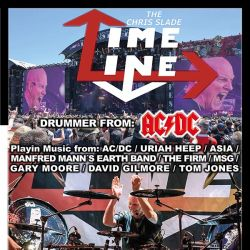 The Chris Slade TIMELINE Sa. 25.04.2020