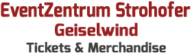 Ticketshop Eventzentrum Geiselwind